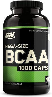Optimum Nutrition Bcaa Capsules