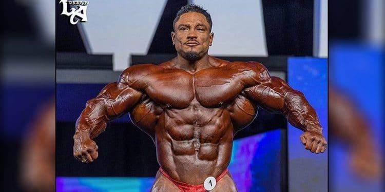 Roelly Winklaar 2019 Mr. Olympia
