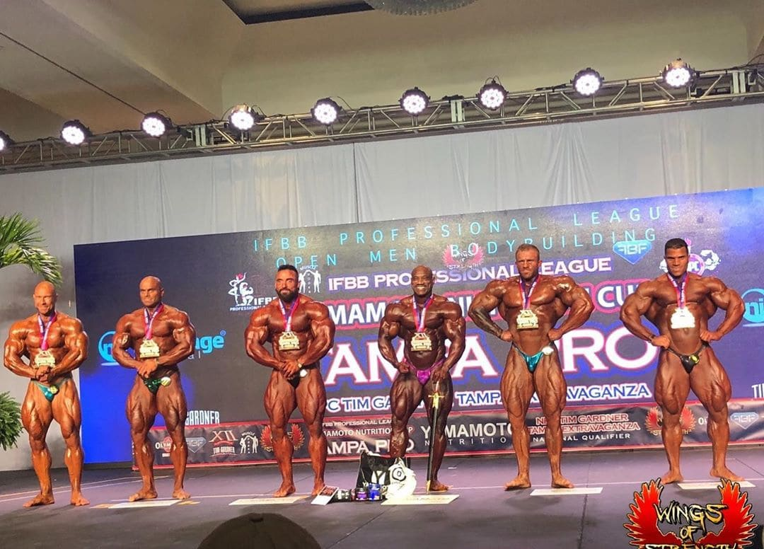 Tampa Pro Bodybuilding