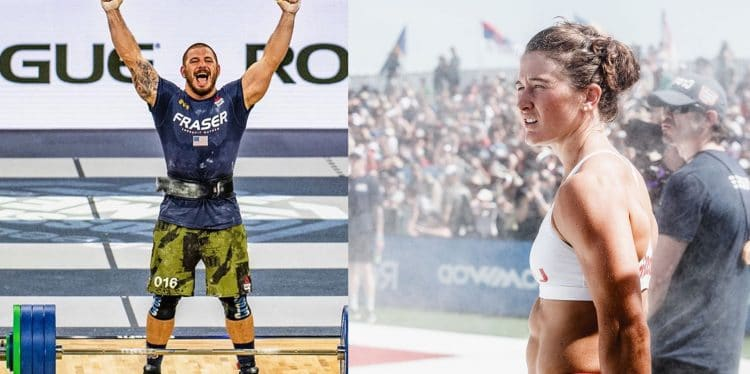 Tia-Clair Toomey and Mat Fraserare the New CrossFit champions