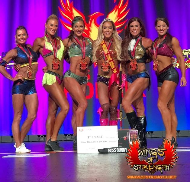 Arizona Pro Fitness Winners