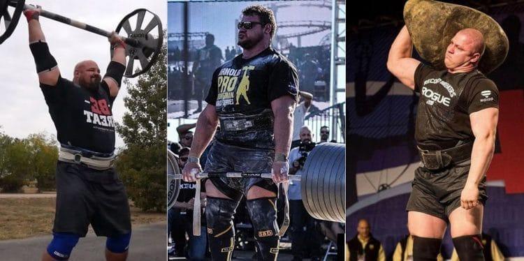Arnold Strongman Classic Europe