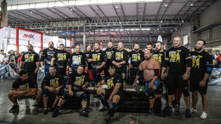 Arnold Strongman Europe