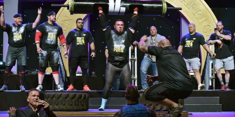 Arnold Strongman Usa Championship