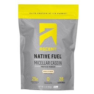 Ascent Native Fuel Micellar Casein Protein