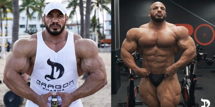 Big Ramy Is In Crazy Condition