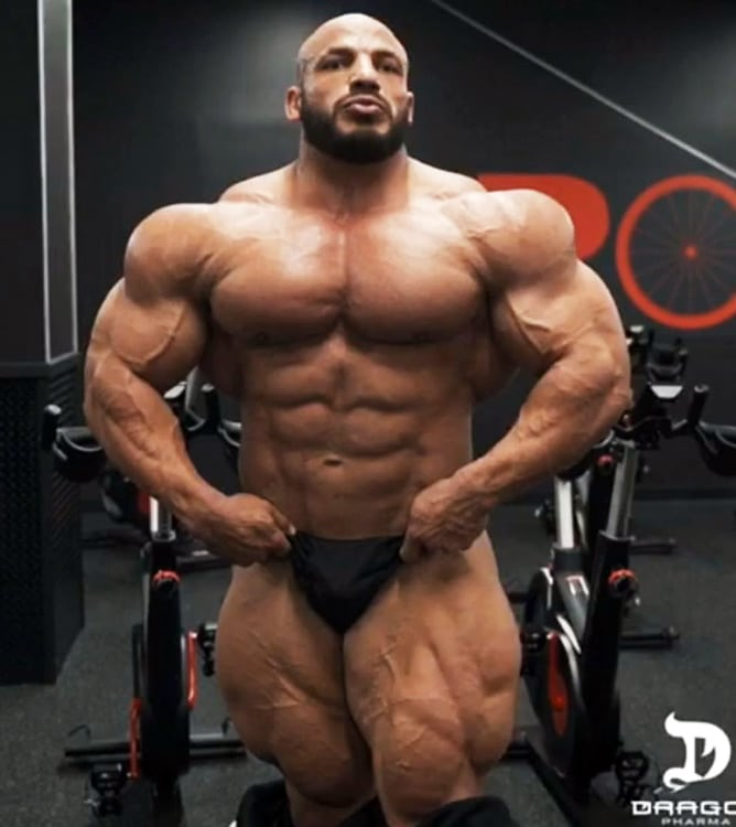 Big Ramy Ripped