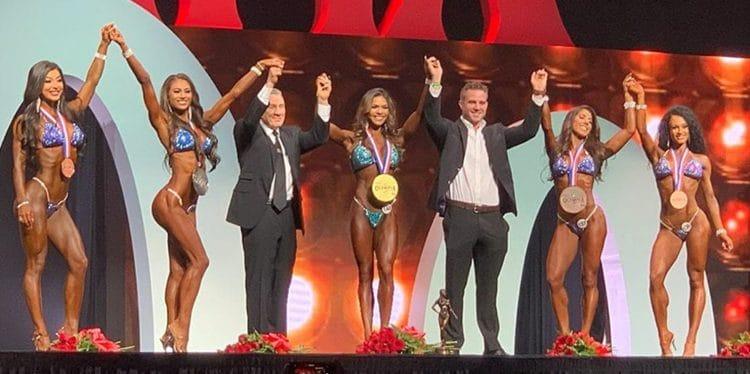 2019 Bikini Olympia Results