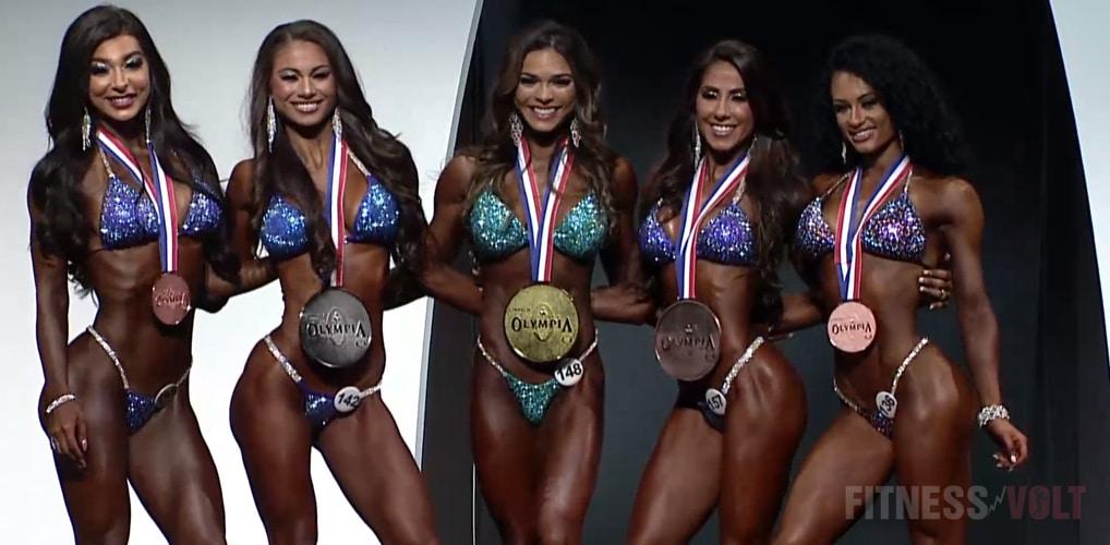 Bikini Olympia Winners