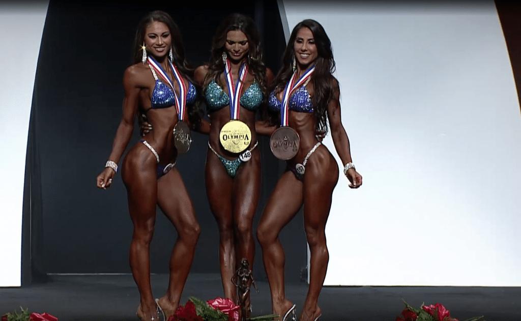 Bikini Top Winners