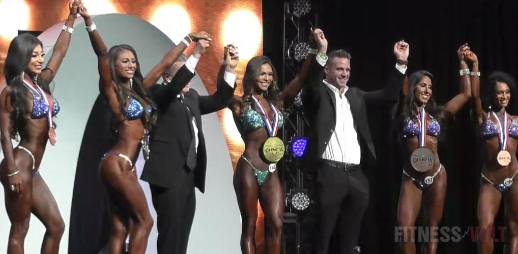 Bikini Winners Olympia