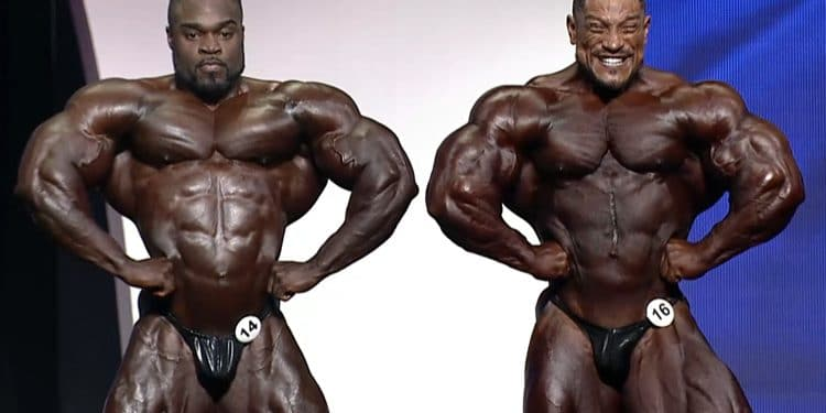 Brandon Curry And Roelly Winklaar