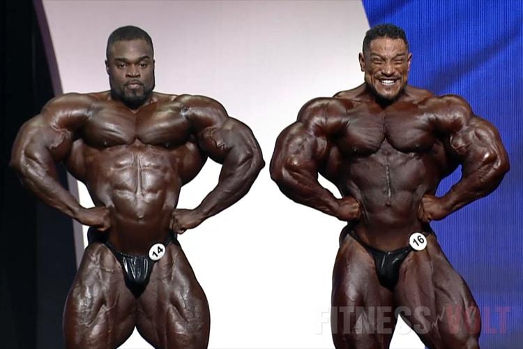 Brandon Curry and Roelly Winklaar
