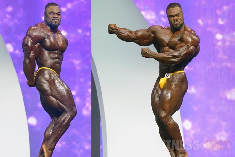 Brandon Curry At Olympia Finals