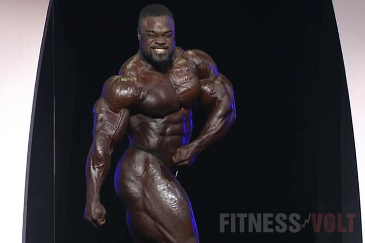 Brandon Curry Olympia