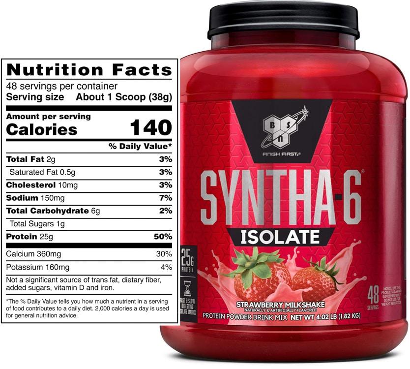 Bsn Syntha Isolate