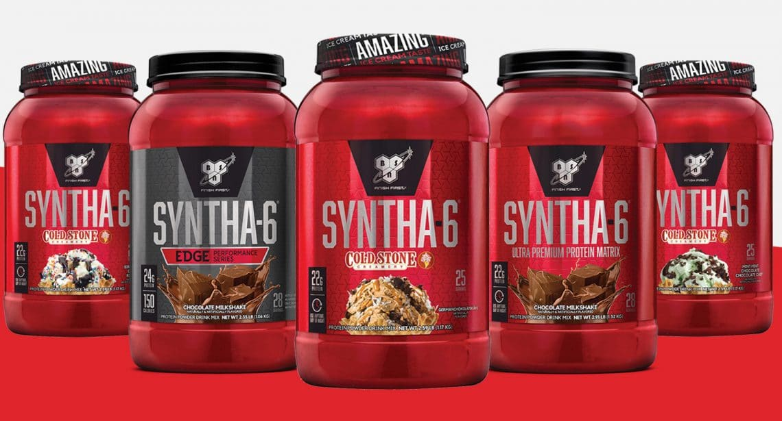 BSN Syntha-6 Protein Powders Review