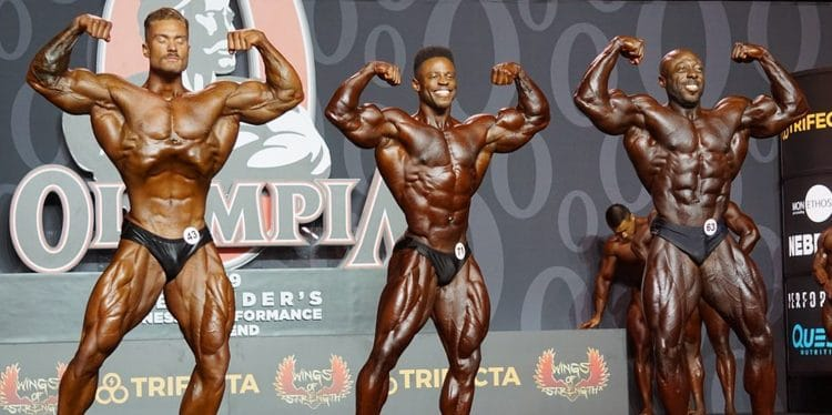 Classic Physique Olympia Call Out Report