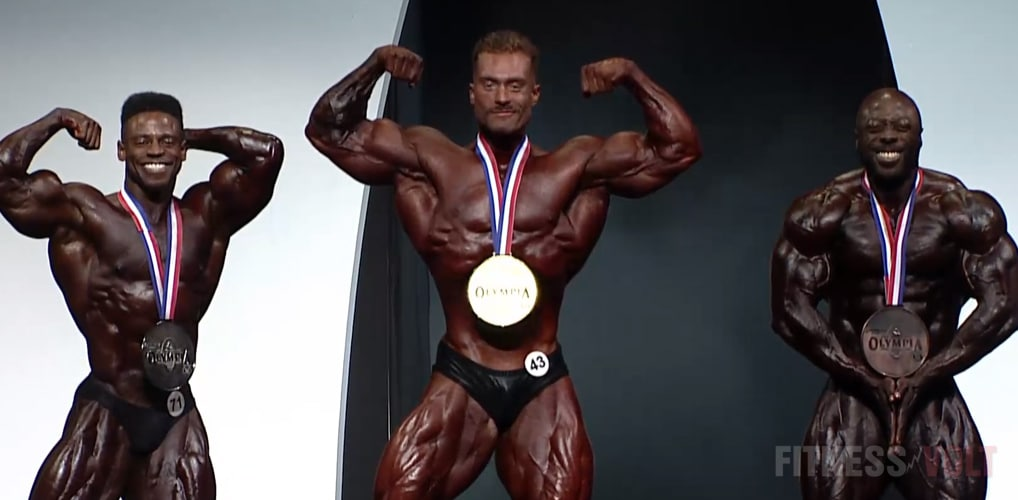 Classic Physique Olympia Winners