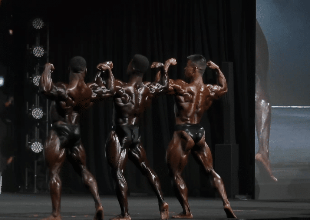 Classic Physique Posing