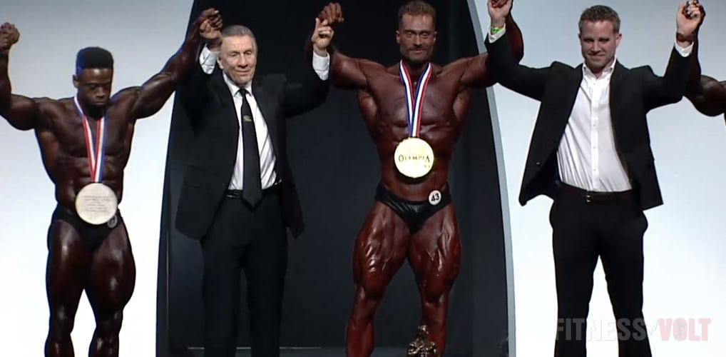 Classic Physique Winners
