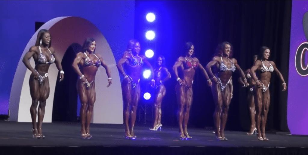 Figure Olympia Comparison