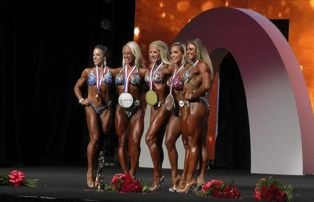 Fitness Olympia Winners