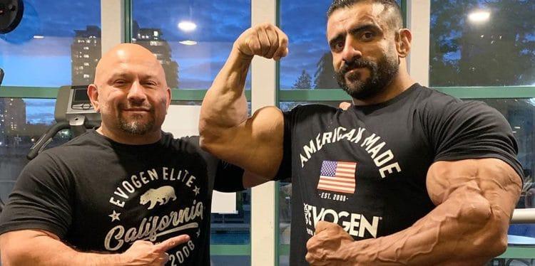 Hany Rambod Says Hadi Choopan Is Still Undecided