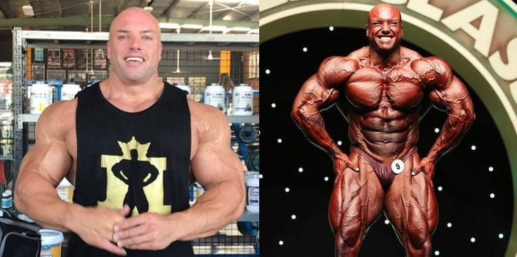 Josh Lenartowicz Officially OUT of 2019 Olympia