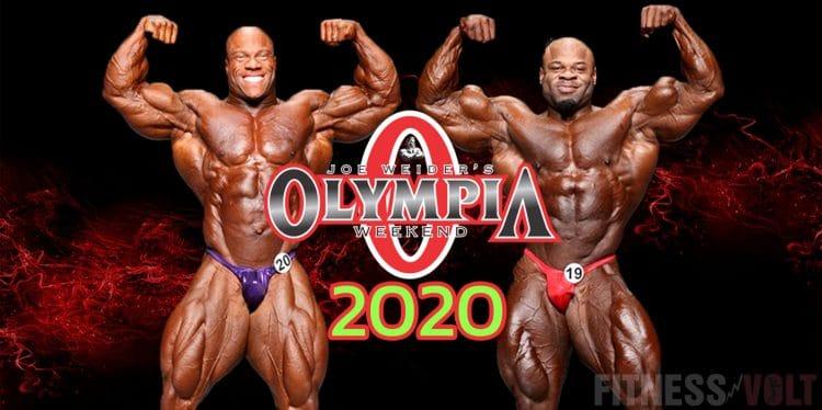 Kai Greene To Battle Phil Heath at Mr. Olympia 2020??