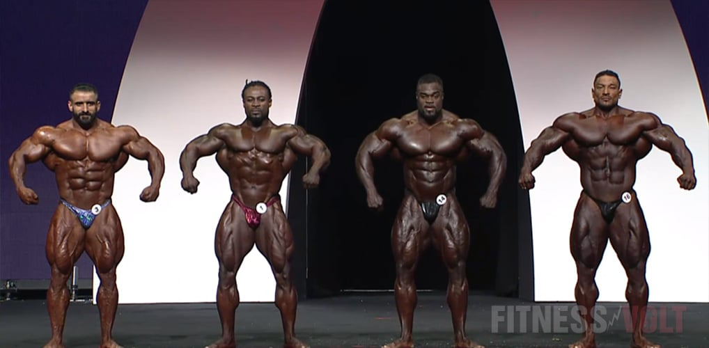 Mens Open Olympia Th Call Out