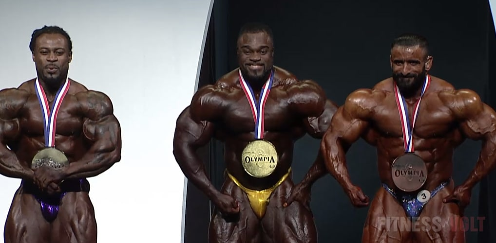 Mr Olympia Top Winners