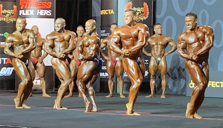 212 Olympia Callout Report