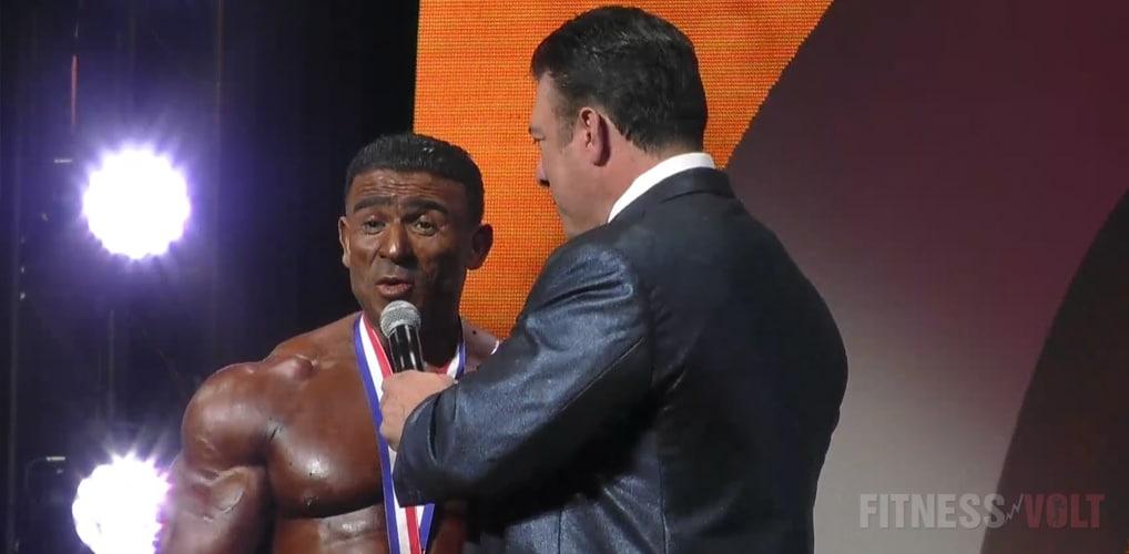 Olympia Champ Kamal