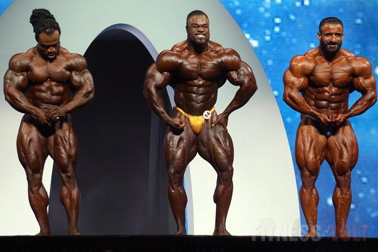 Olympia Finals Top Three