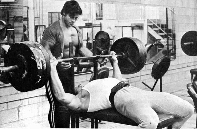 Pause Bench Press