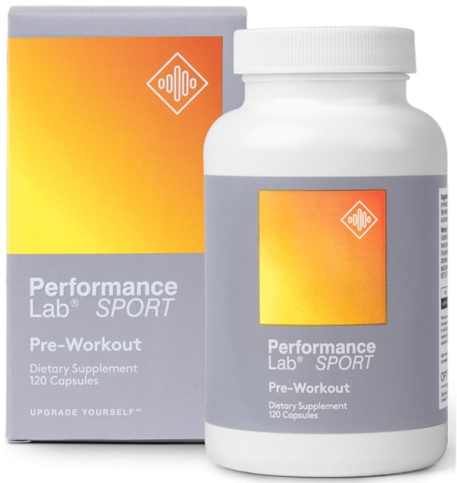 Performancel Lab Preworkout