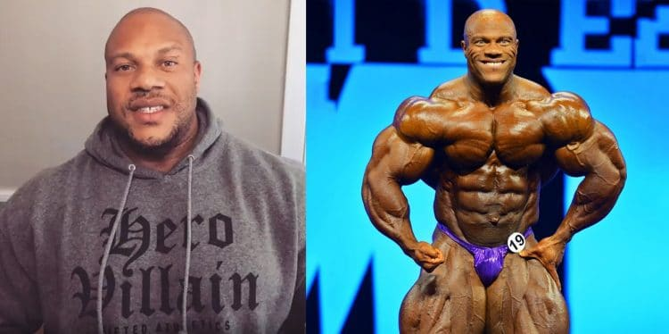 Phil Heath Will NOT Compete at 2019 Mr. Olympia