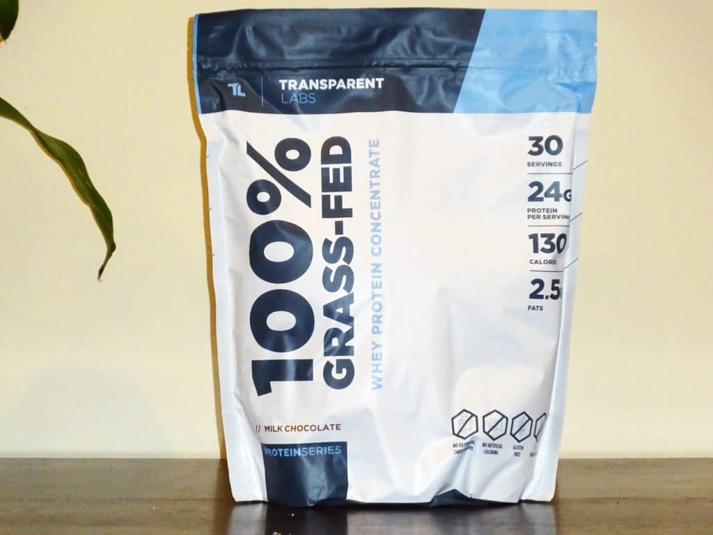 ProteinSeries 100% Grass-Fed Whey Protein Concentrate