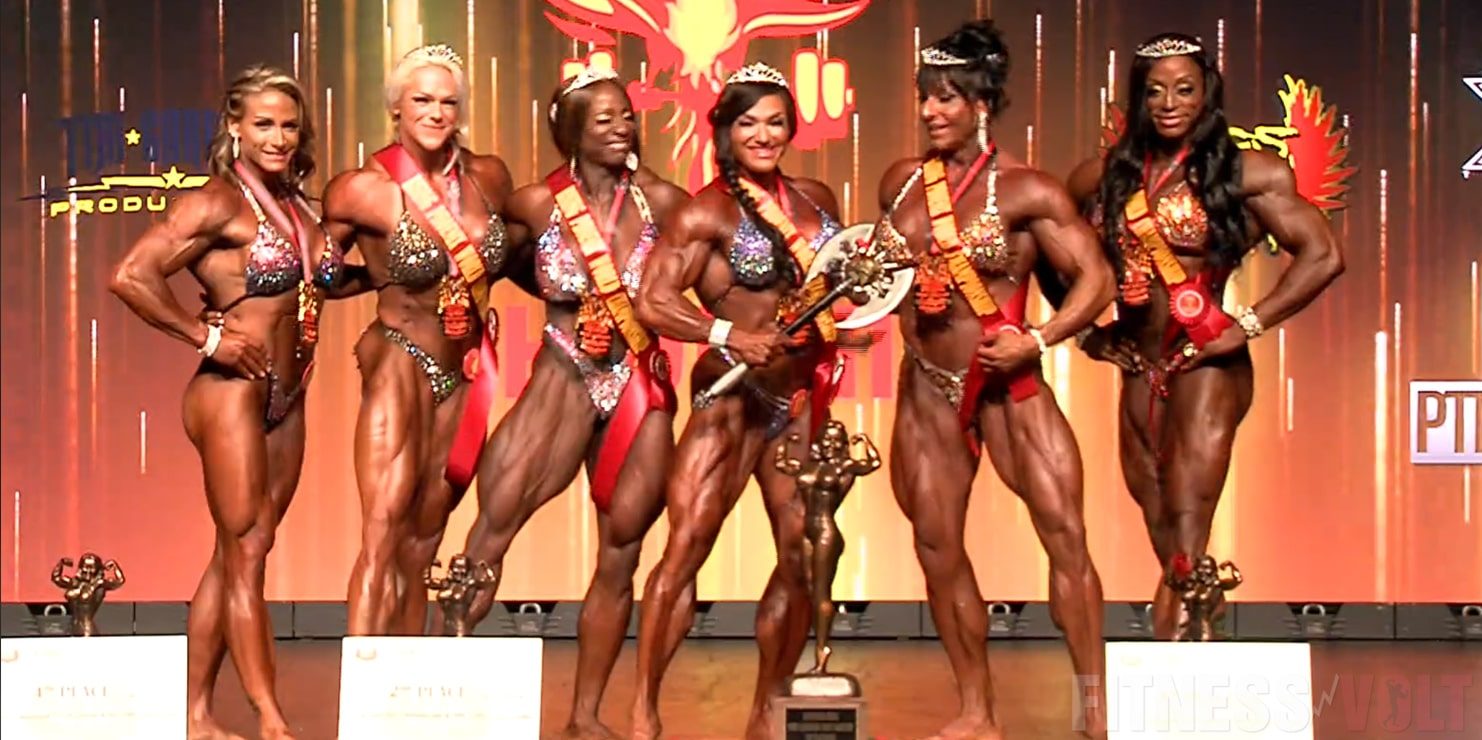 2019 Rising Phoenix Women's Bodybuilding World Championship! Rising-phoenix-bodybuilding-world-championship-results