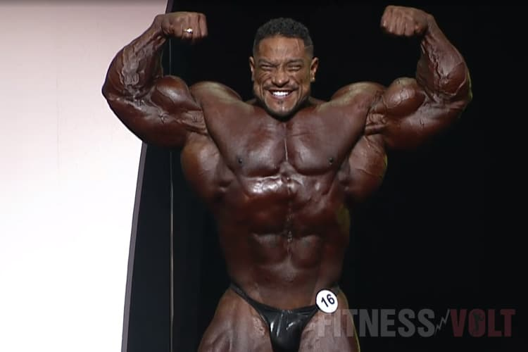 Roelly Winklaar Olympia Callout