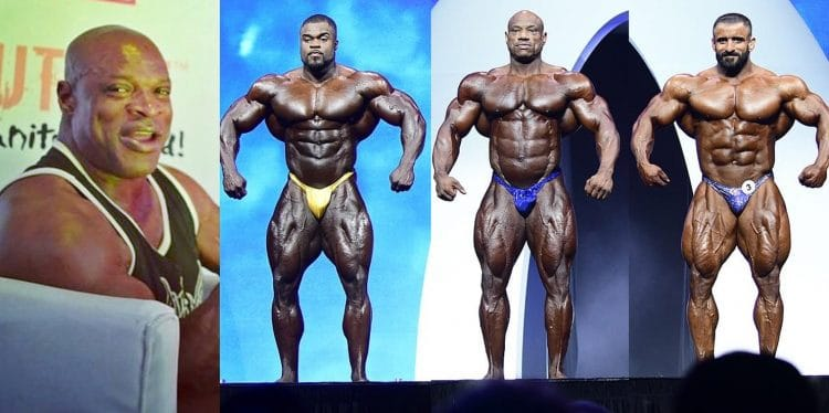 Ronnie Coleman About 2019 Mr. Olympia
