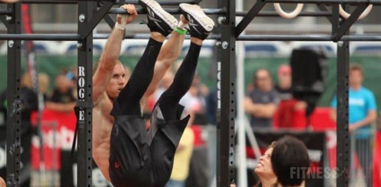 Toes To Bar Crossfit Training