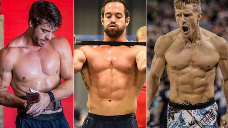 Top Crossfit Athletes Transformation