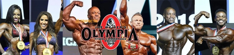 Watch Olympia Updates