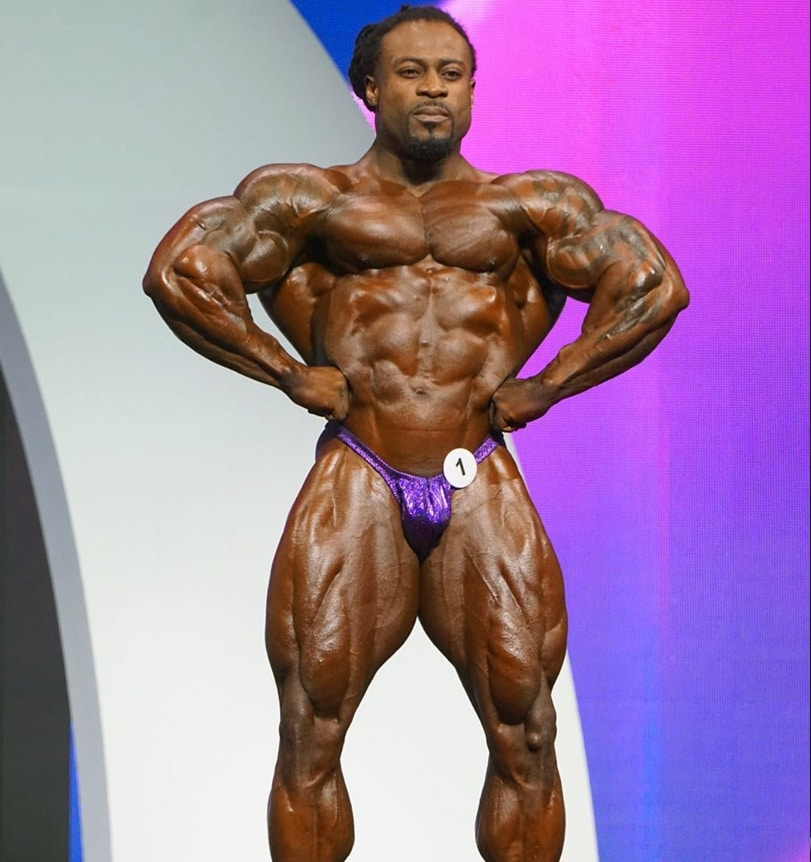 William Bonac At Olympia Finals