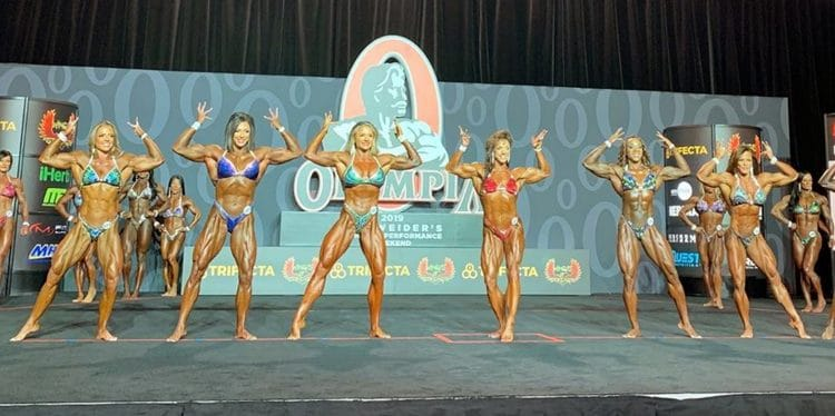 Women's Physique callout