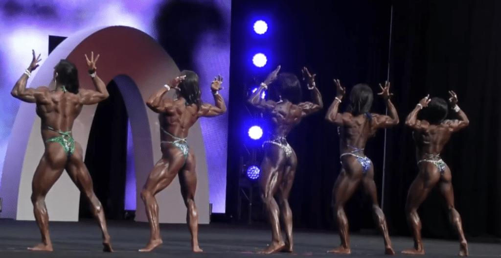 Women Physique Olympia