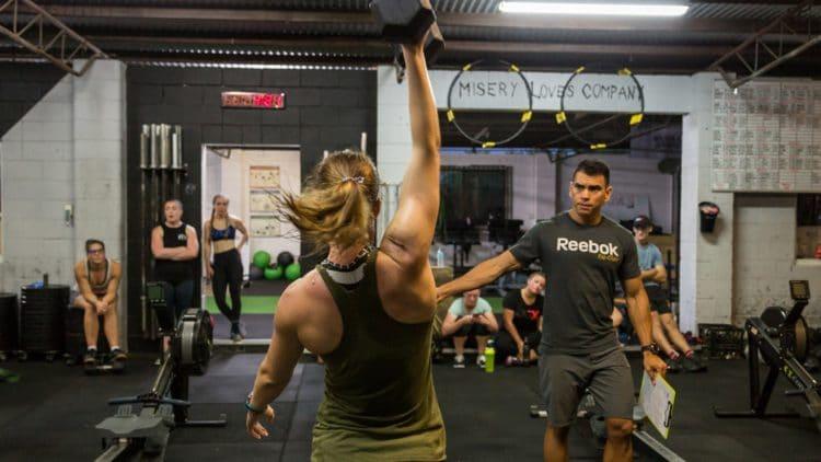 Watch CrossFit Open Workout 20.4