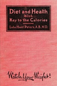 220px Lulu Peters Diet And Health 1918 Cover 2